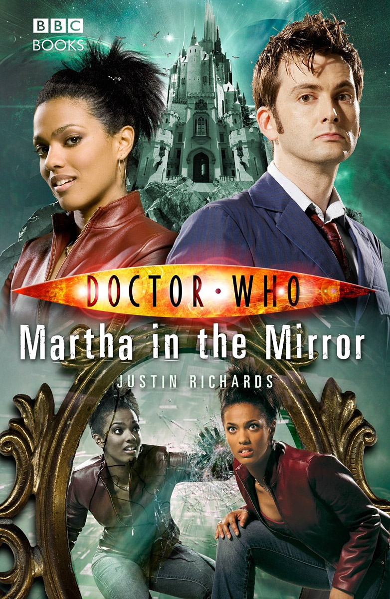 Doctor Who: Martha in the Mirror keys to the castle