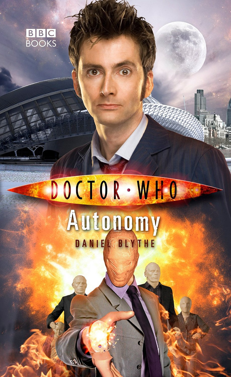 Doctor Who: Autonomy magrs paul doctor who hornets nest 5 hive of horror