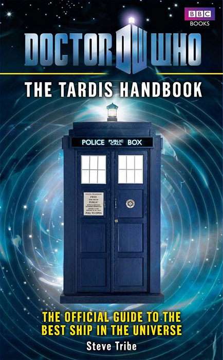 Doctor Who: The Tardis Handbook the who the who it s hard lp
