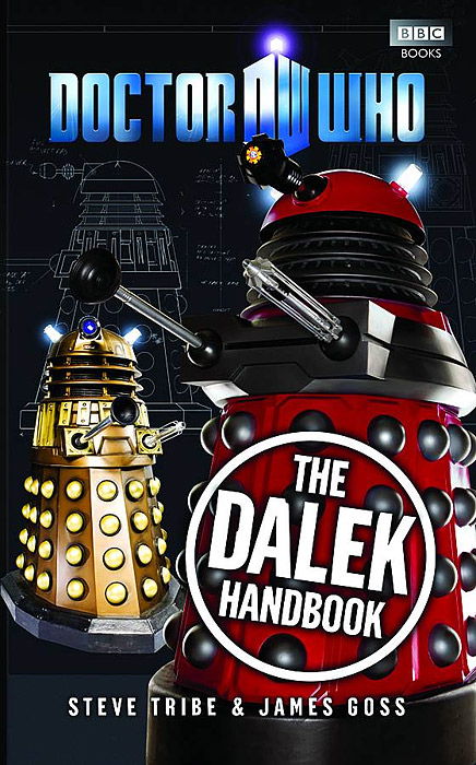 Doctor Who: The Dalek Handbook vintage creative the twilight saga breaking dawn notebook with magnetic snap fashion trend retro hardcover notepad memos