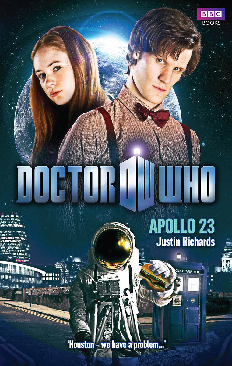 Doctor Who: Apollo 23 stephen cole doctor who ten little aliens