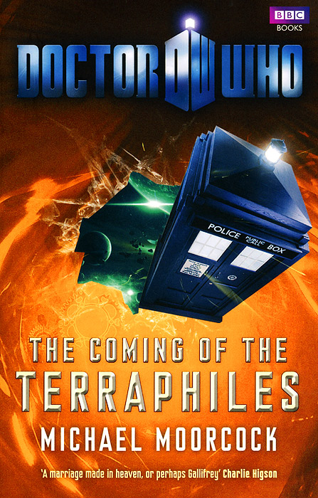 Doctor Who:  The Coming of the Terraphiles The Terraphiles are a group obsessed with Earth's past and dedicated...