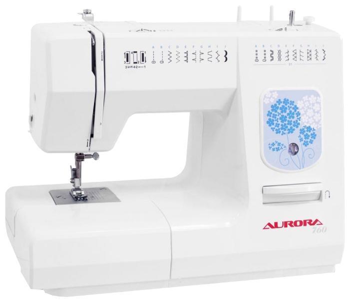 Aurora 760 швейная машина