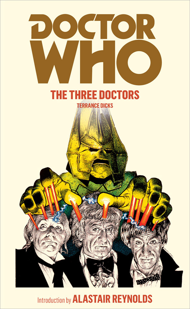 Doctor Who: The Three Doctors seduced by death – doctors patients