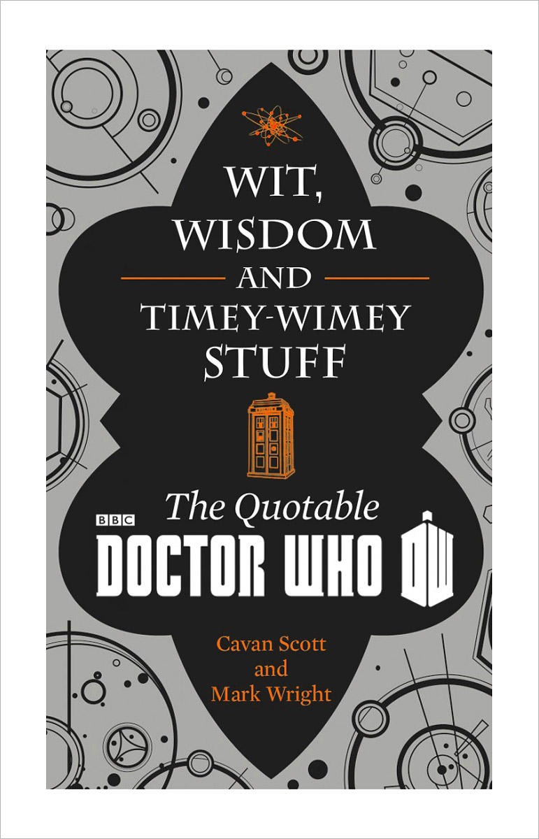 Doctor Who: Wit, Wisdom and Timey-Wimey Stuff спортинвентарь nike чехол для iphone 6 на руку nike vapor flash arm band 2 0 n rn 50 078 os