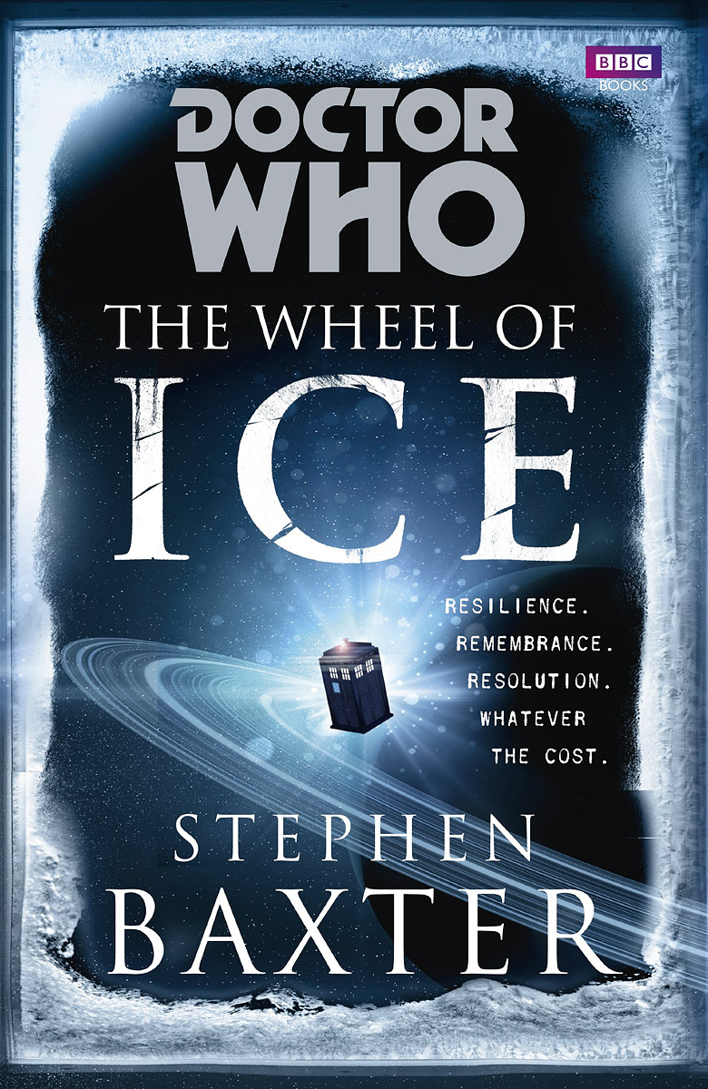 Doctor Who: The Wheel of Ice hot rims all wheel tire cleaner