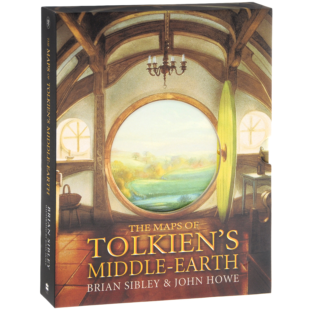 The Maps of Tolkien's Middle-Earth (комплект из 2 книг)