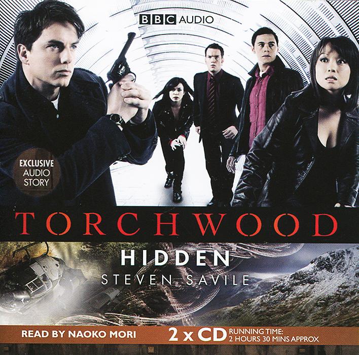 Torchwood: Hidden (аудиокнига MP3 на 2 CD) пальто alix story alix story mp002xw13vur