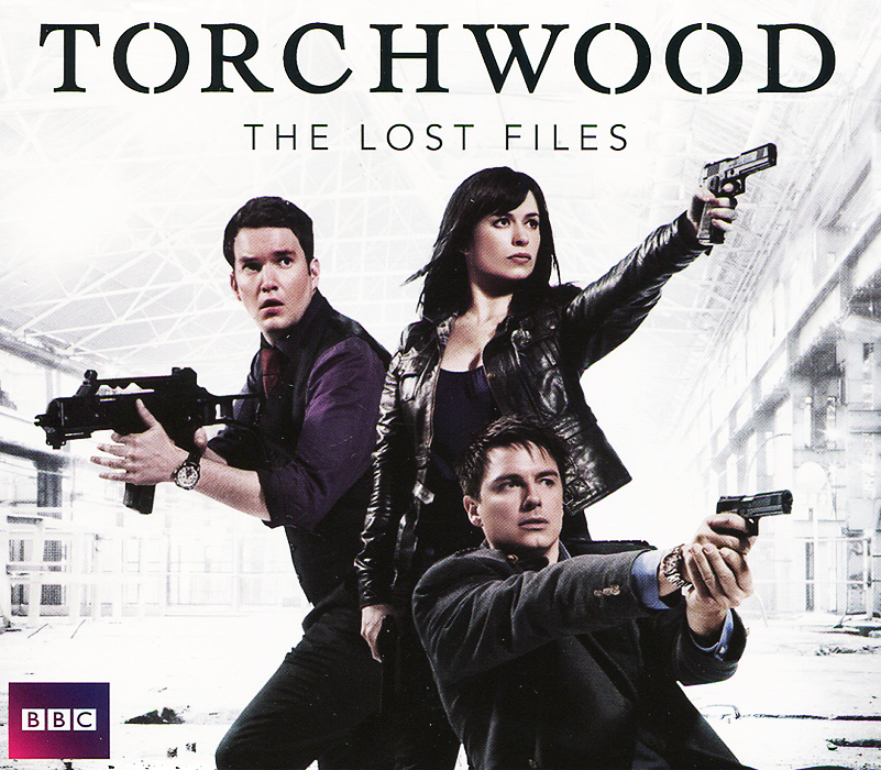 Torchwood: The Lost Files (аудиокнига MP3 на 3 CD) cd диск paradise lost symphony for the lost 3 cd