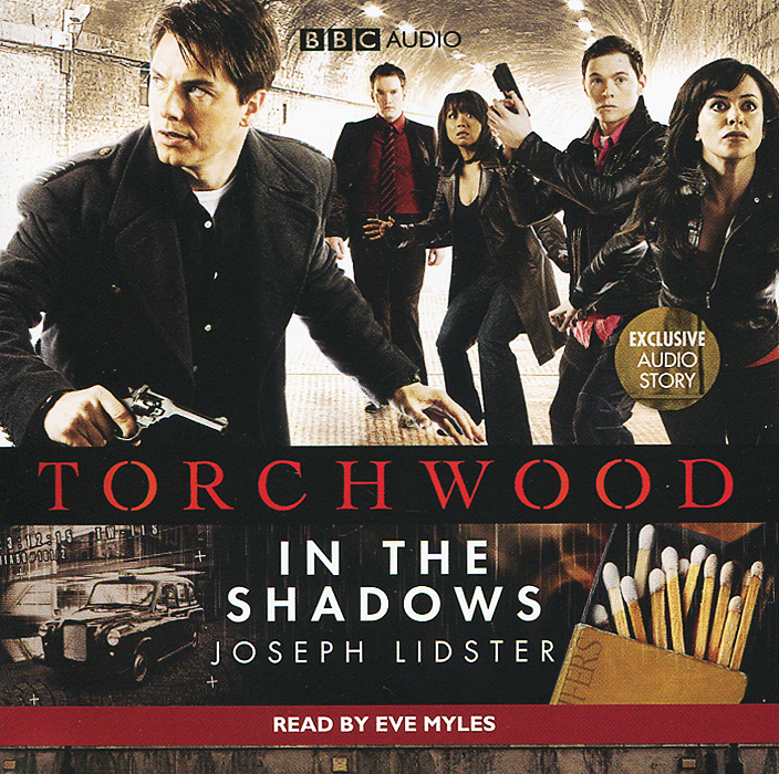 Torchwood: In the Shadows (аудиокнига на 2 CD)