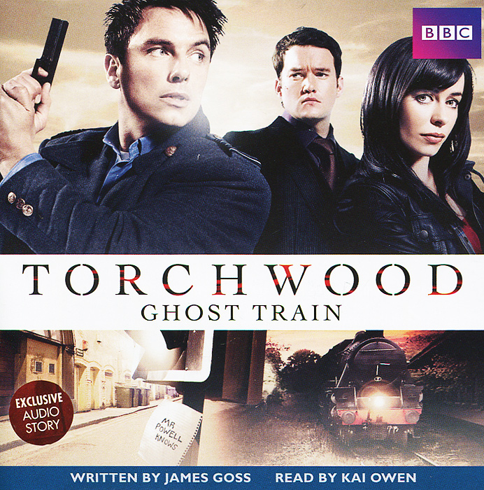 Torchwood: Ghost Train (аудиокнига MP3 на 2 CD)