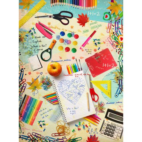 Рисовая бумага для декупажа Craft Premier Школа, 29,7 х 39,6 смCP08234Рисовая бумага - это мягкая бумага с выраженной волокнистой структурой легко повторяет форму любых предметов. При работе с этой бумагой вам не потребуется никакой дополнительной подготовки перед началом работы. Вы просто вырезаете или вырываете нужный фрагмент, и хорошо проклеиваете бумагу на поверхности изделия. Рисовая бумага для декупажа идеально подходит для стекла. В отличие от салфеток, при наклеивании декупажная бумага практически не рвется и совсем не растягивается. Клеить ее можно как на светлую, так и на темную поверхность. Для новичков в декупаже - это очень удобно и гарантируется хороший результат. Поверхность, на которую будет клеиться декупажная бумага, подготавливают точно так же, как и для наклеивания салфеток, распечаток и т.д. Мотив вырезаем точно по контуру и замачиваем в емкости с водой, обычно не больше чем на одну минуту, чтобы он полностью впитал воду. Вынимаем и промакиваем бумажным или обычным полотенцем с двух сторон. Равномерно наносим клей на оборотную сторону фрагмента, и на поверхность предмета, с которым работаем. Прикладываем мотив на поверхность и сверху промазываем кистью с клеем легкими нажатиями, стараемся избавиться от пузырьков воздуха, как бы выдавливая их. Делать это нужно от середины к краям мотива. Оставляем работу сушиться. После того, как работа высохнет, нужно покрыть ее лаком.Декупаж - техника декорирования различных предметов, основанная на присоединении рисунка, картины или орнамента (обычного вырезанного) к предмету, и, далее, покрытии полученной композиции лаком ради эффектности, сохранности и долговечности. Размер: 29,7 см х 39,6 см. Плотность: 25 г/м2. Формат: А3.