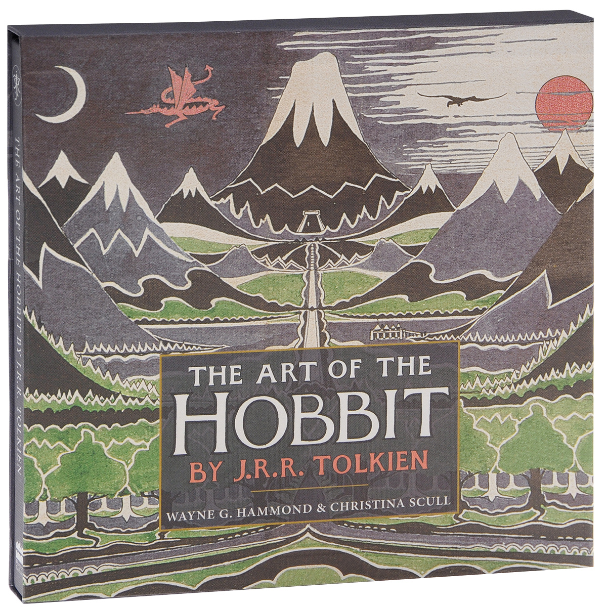 The Art of the Hobbit tolkien j r r the hobbit or there and back again