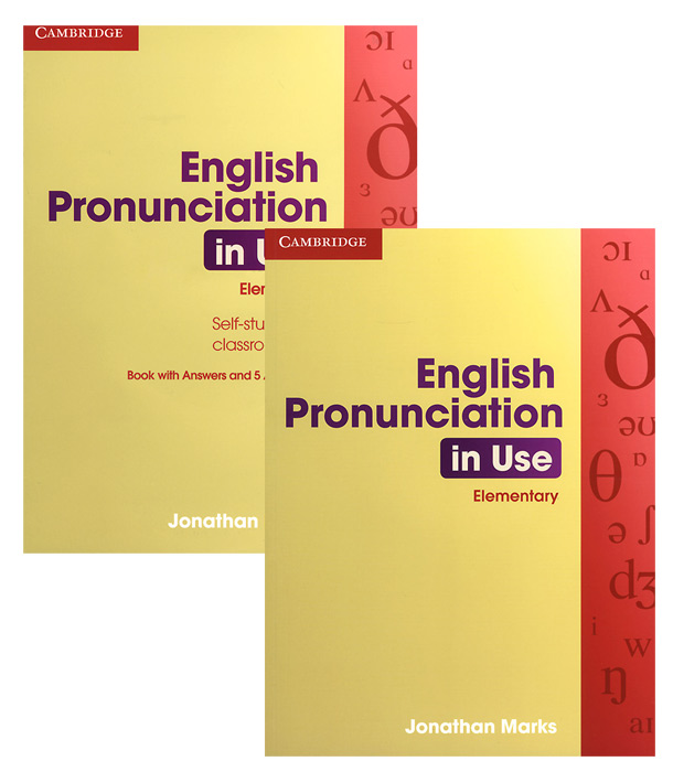 English Pronunciation in Use: Elementary (+ 5 CD) tree or three an elementary pronunciation course