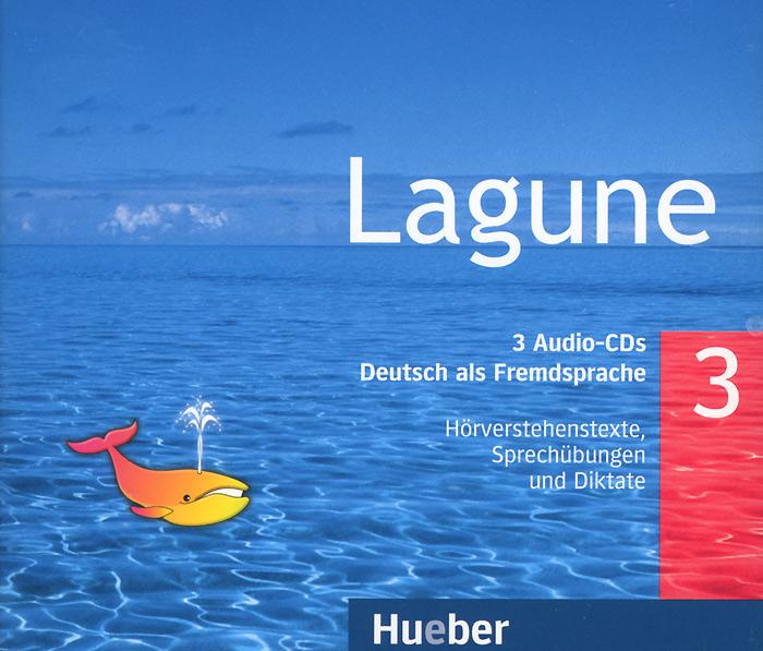 Lagune 3: Horverstehenstexte, Sprechbungen und Diktate (аудиокурс на 3 CD) cd метод mckinsey