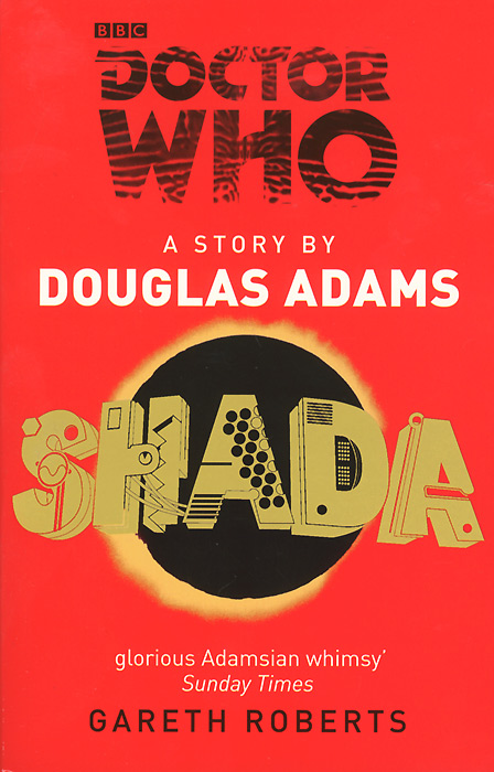 Doctor Who: Shada the who the who it s hard lp