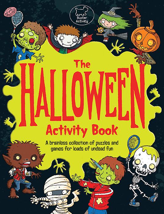 Купить The Halloween: Activity Book