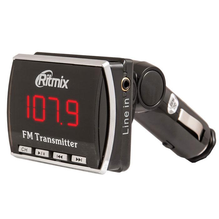 Ritmix FMT-A750 FM-трансмиттер