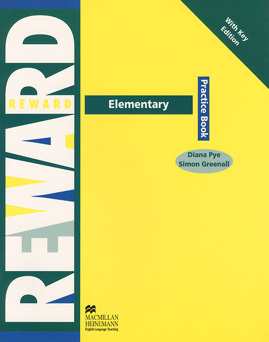 Reward Elementary: Practice Book with Key grammar and practice with answer key
