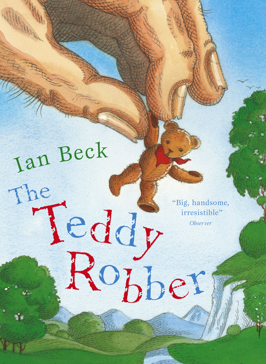 The Teddy Robber the salmon who dared to leap higher