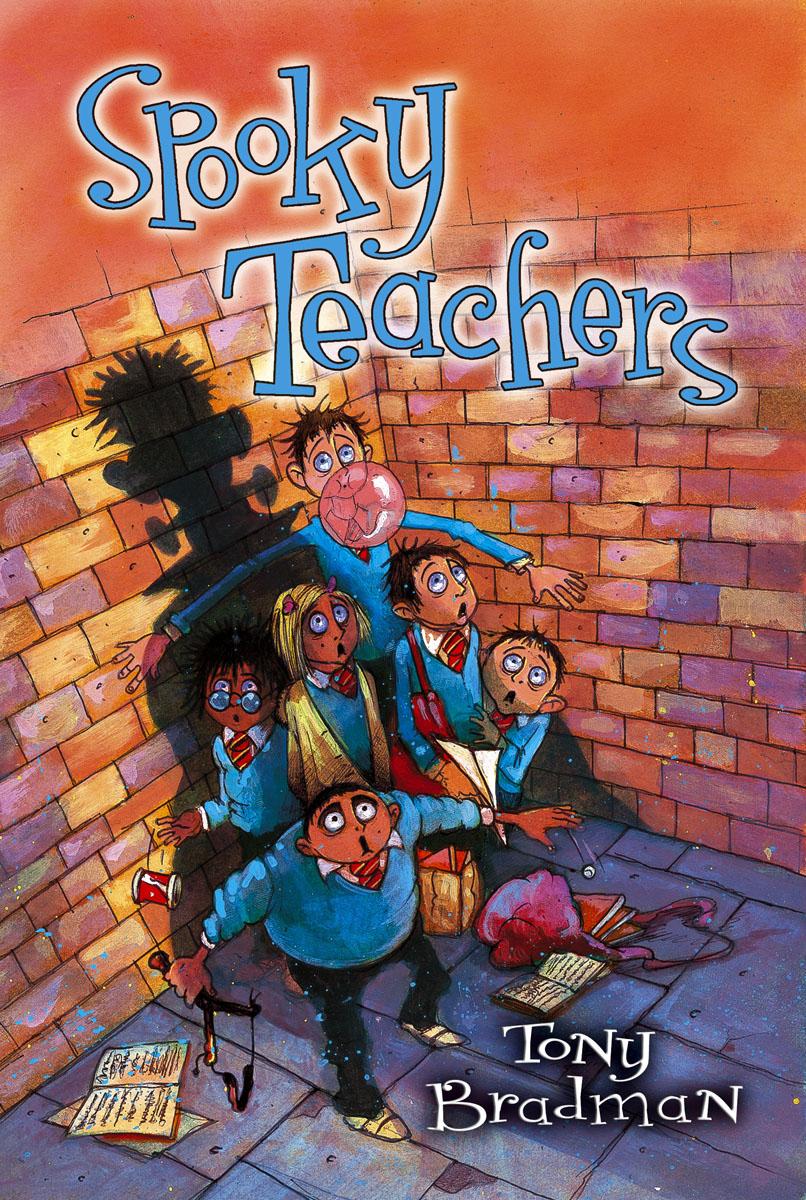 Spooky Teachers the ghost teacher s edition stage 3
