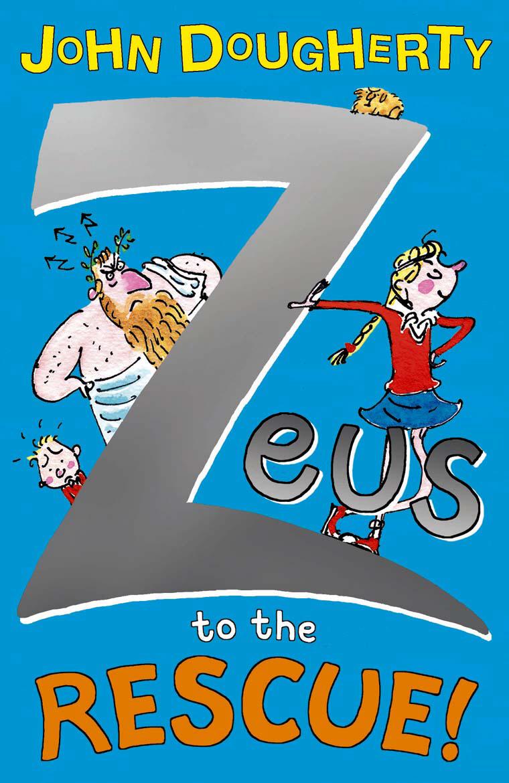 Zeus to the Rescue! alex benedict tothe earth