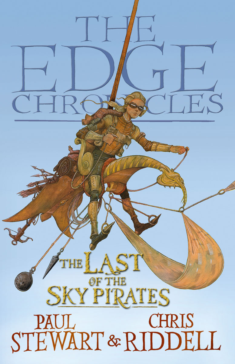 The Edge Chronicles 7: The Last of the Sky Pirates the last one