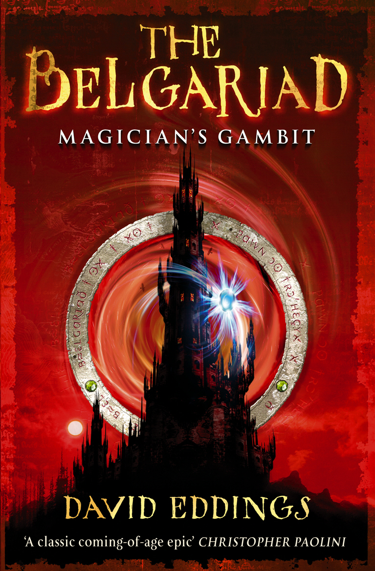 Belgariad 3: Magician's Gambit bride of the water god v 3