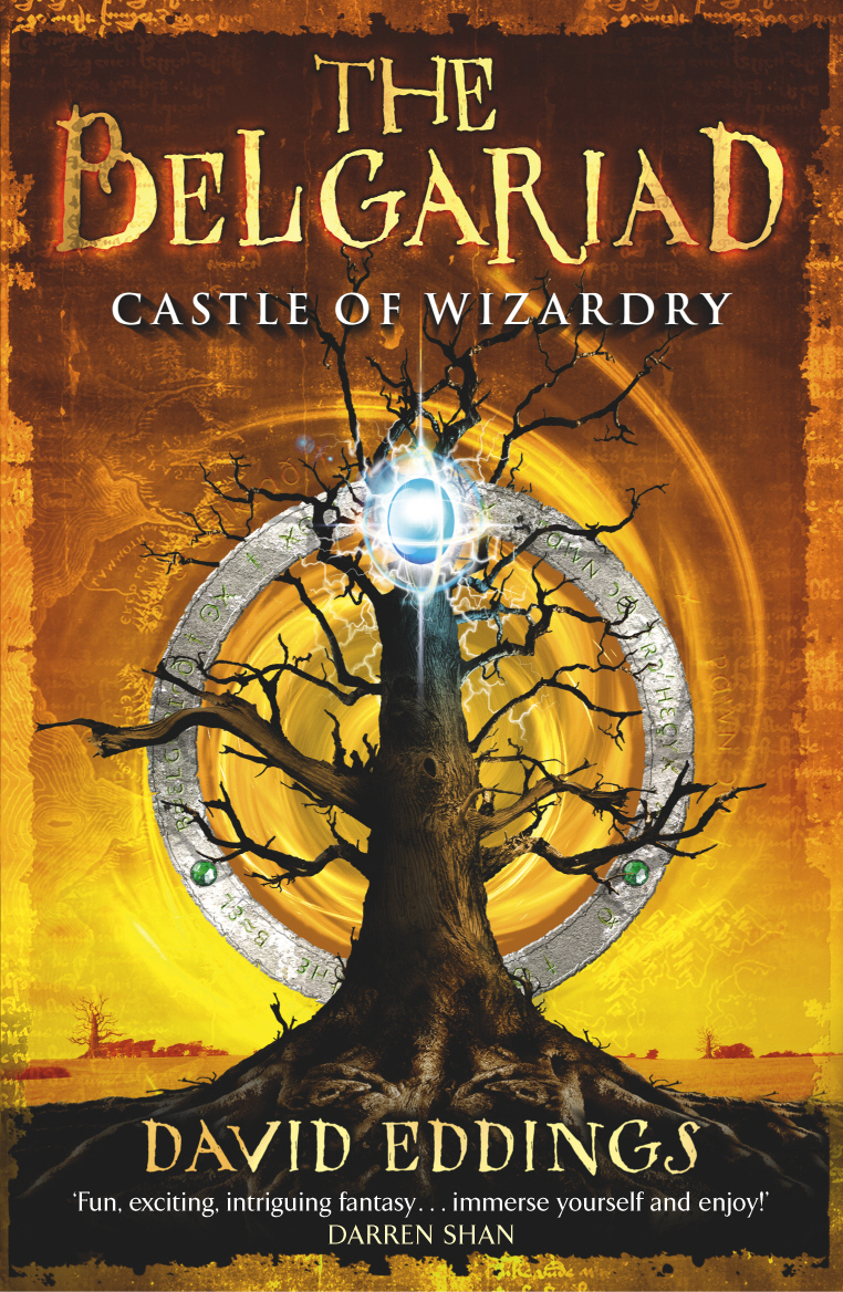 Belgariad 4: Castle of Wizardry keys to the castle