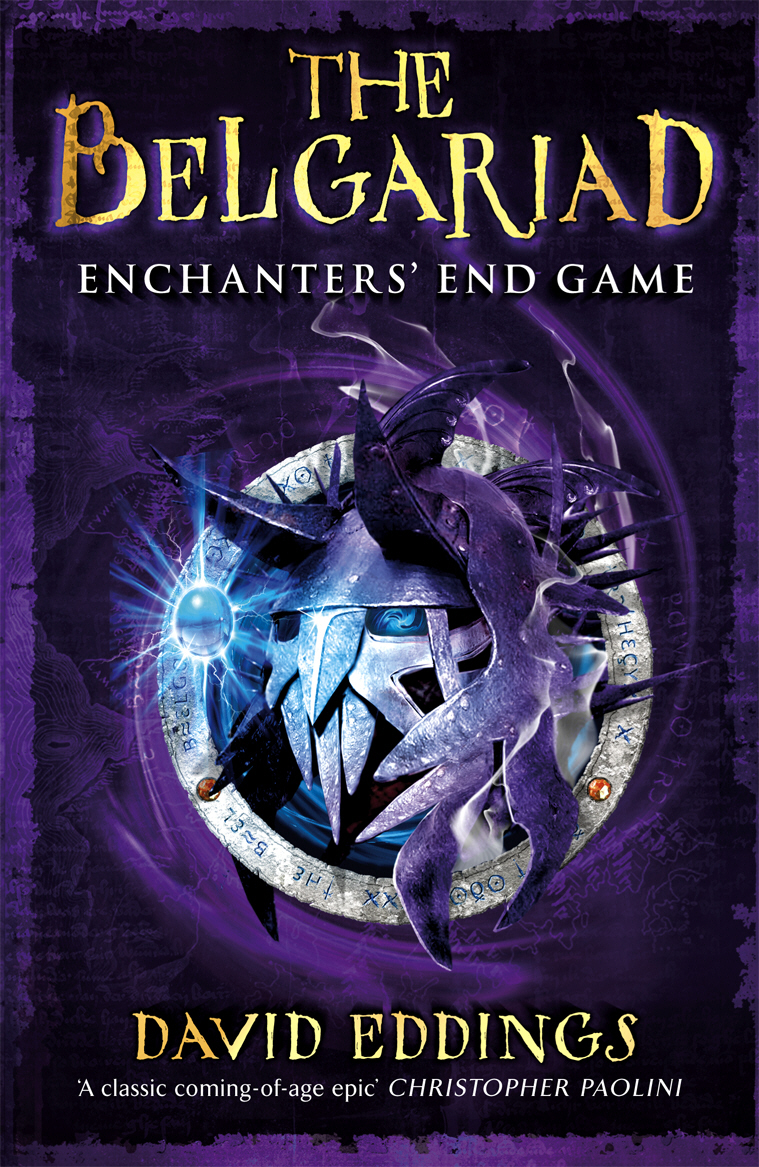 Belgariad 5: Enchanter's End Game twister family board game that ties you up in knots