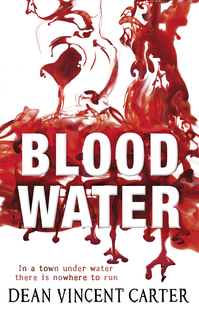 Blood Water blood and water