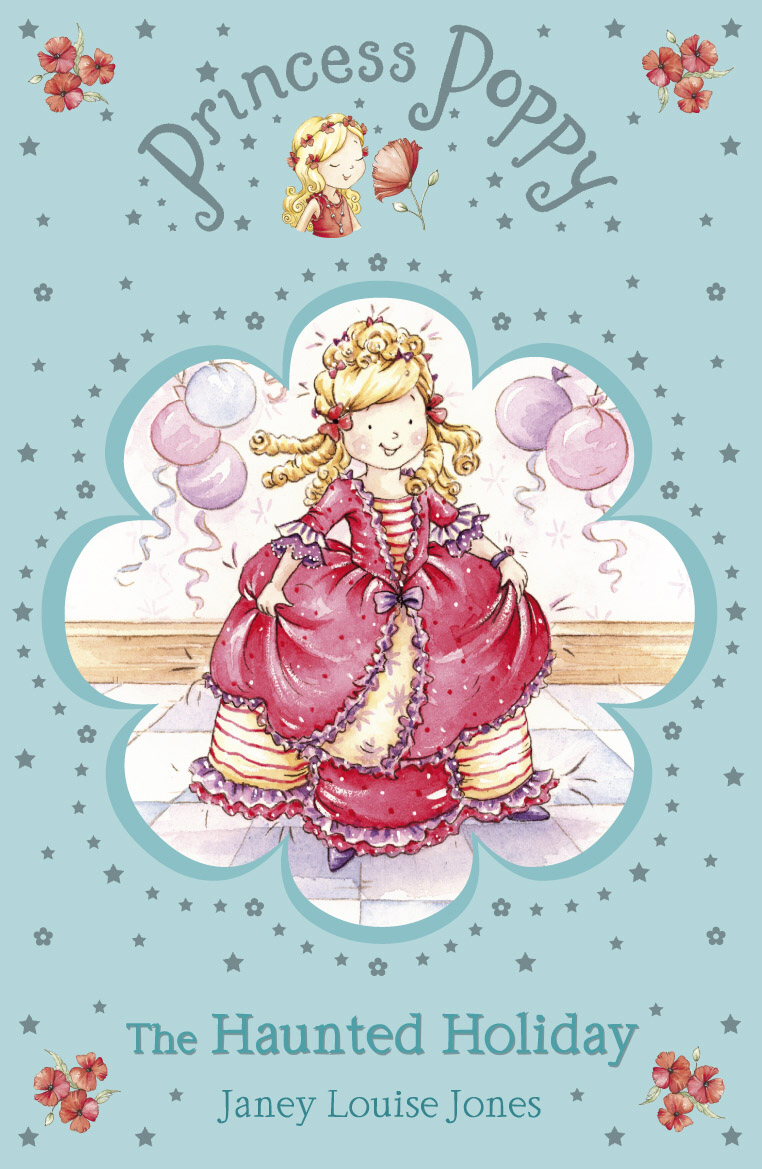 Princess Poppy: The Haunted Holiday princess poppy ballet shoes