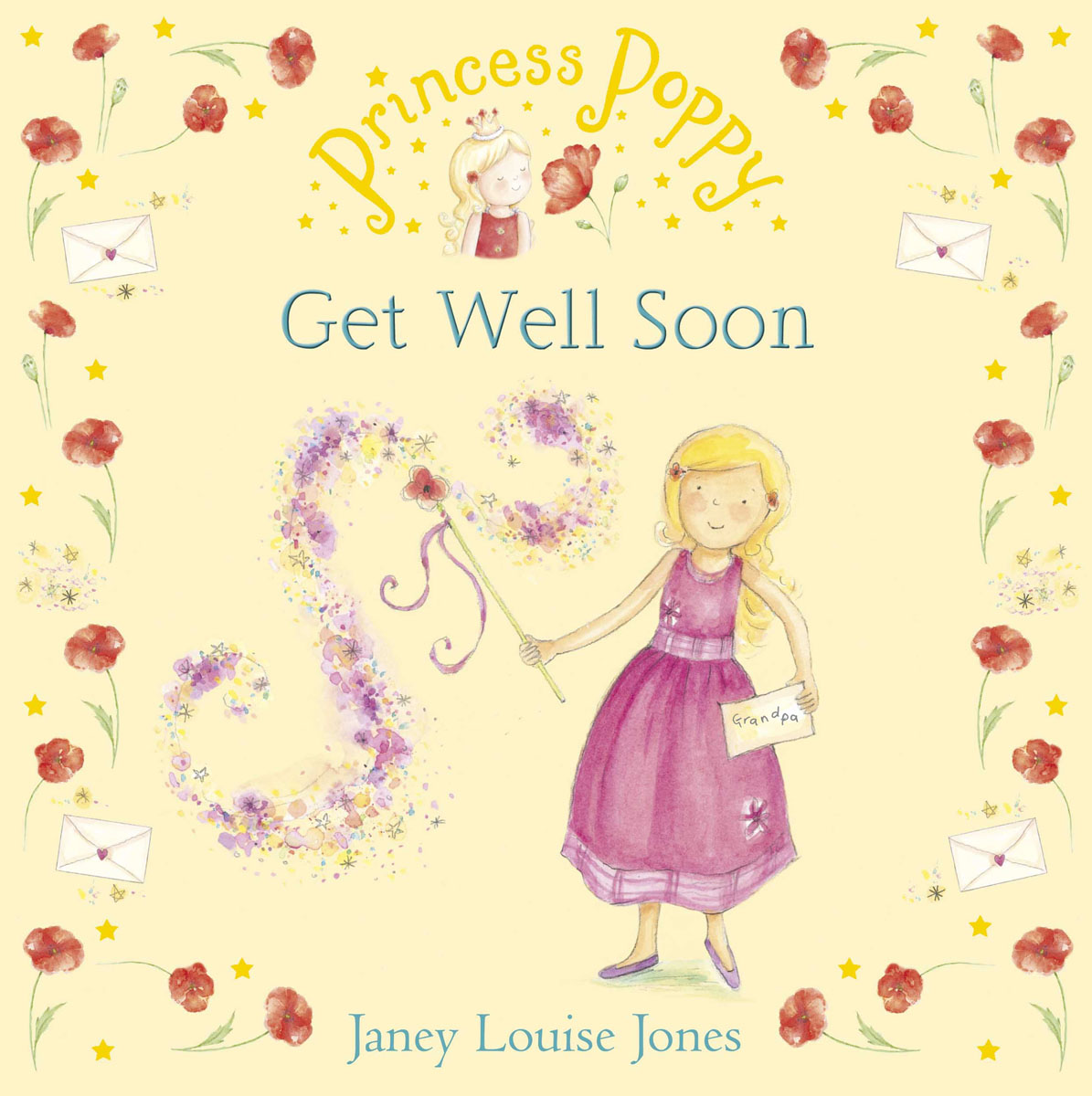 Princess Poppy: Get Well Soon princess poppy ballet shoes
