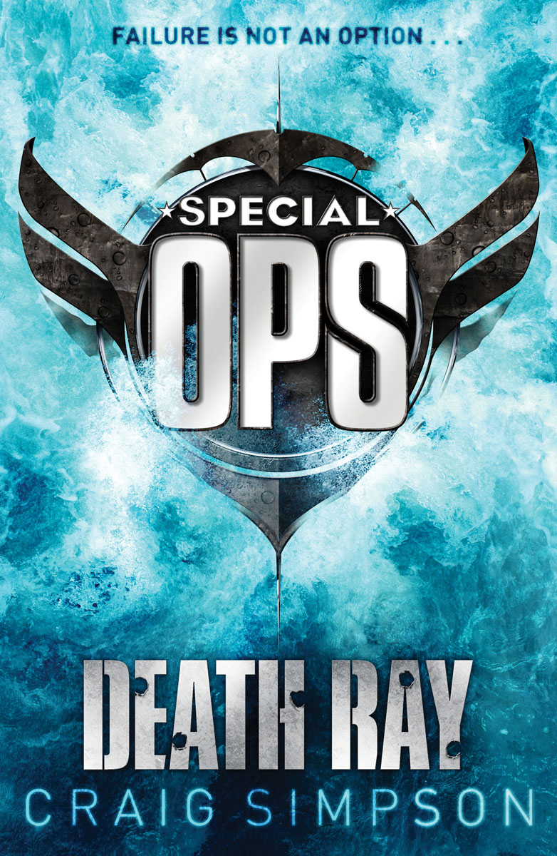 Special Operations: Death Ray death on blackheath