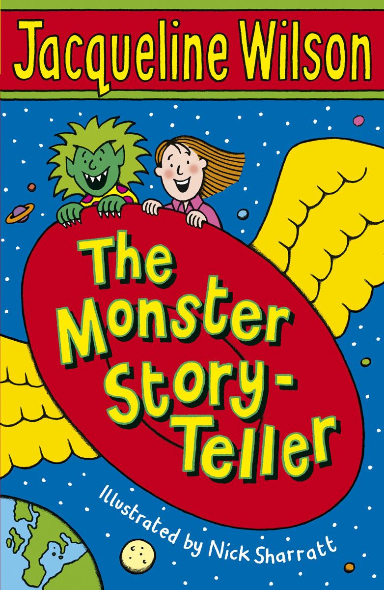 The Monster Story-Teller natalie wood