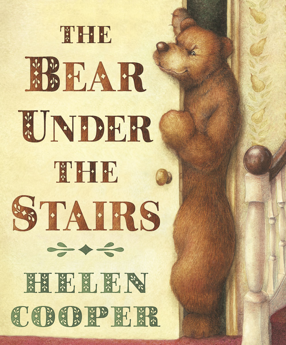 The Bear Under the Stairs bear grylls extreme food what to eat when your life depends on it