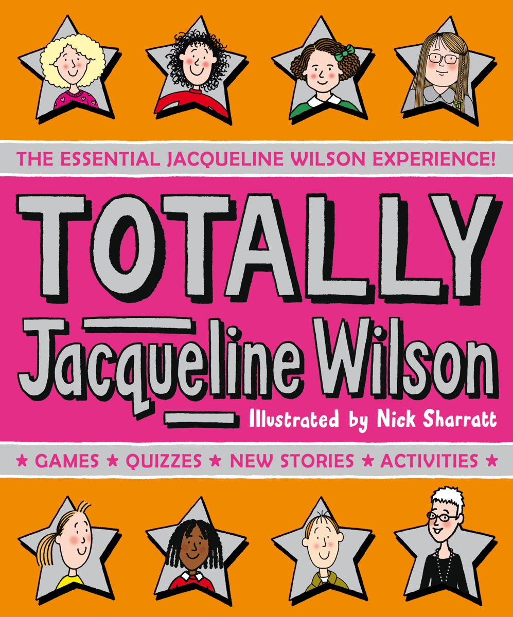 Totally Jacqueline Wilson wilson jacqueline buried alive