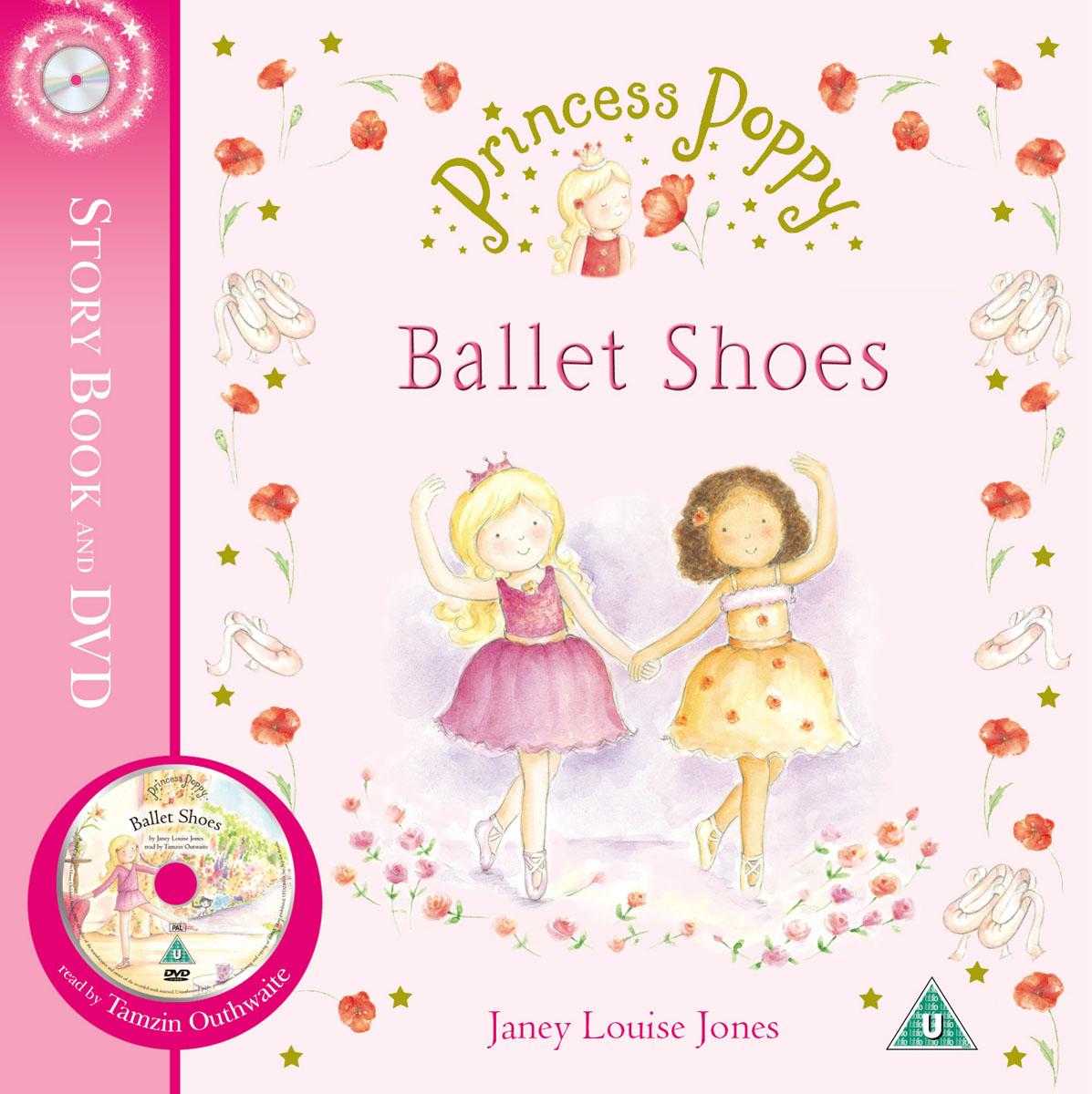 Princess Poppy: Ballet Shoes coppelia