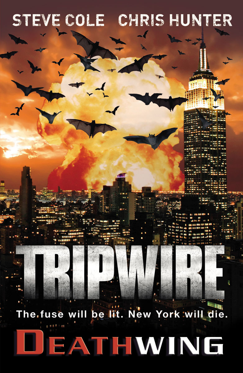 Tripwire: Deathwing chris wormell george and the dragon