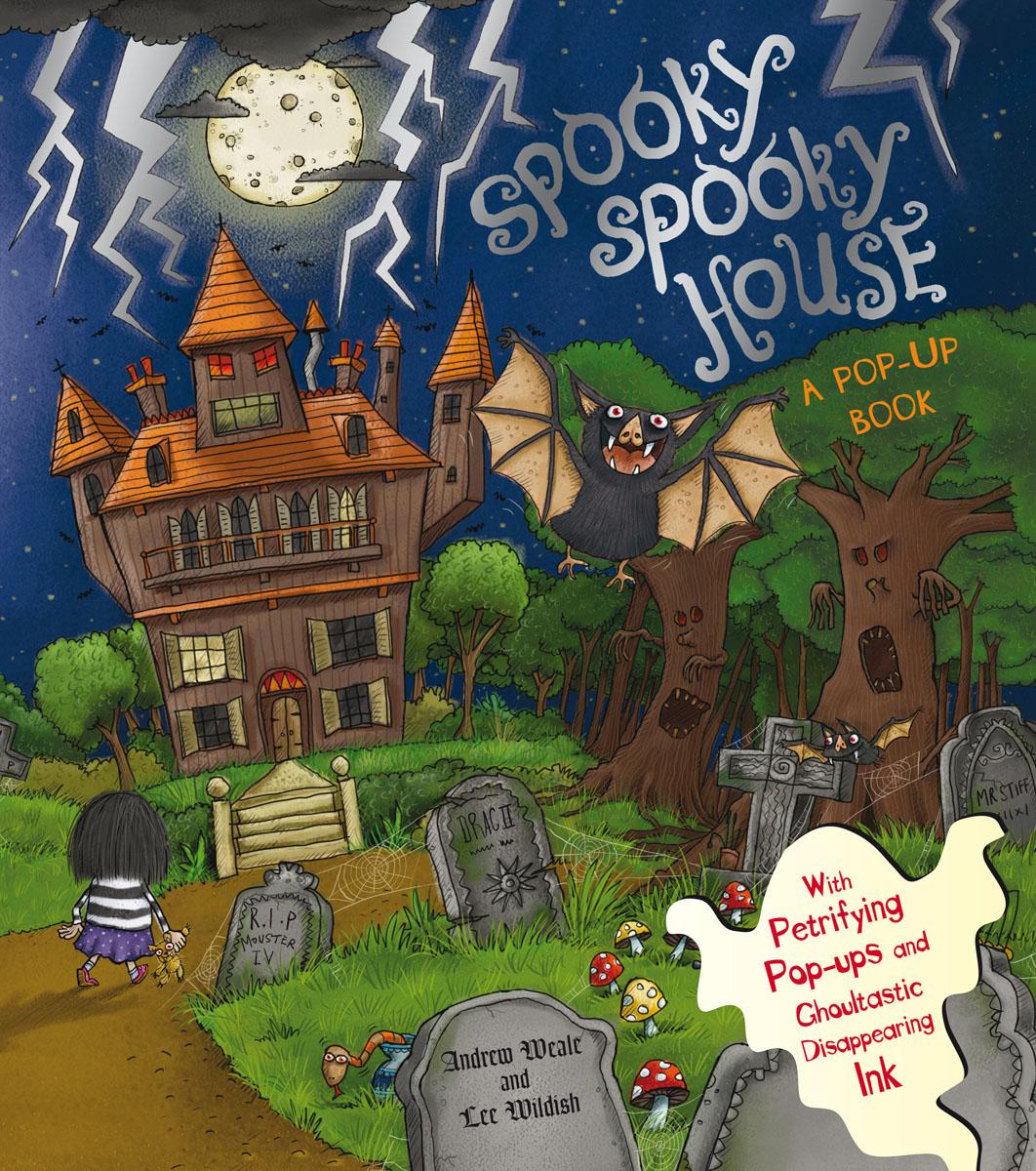 The Spooky Spooky House spooky
