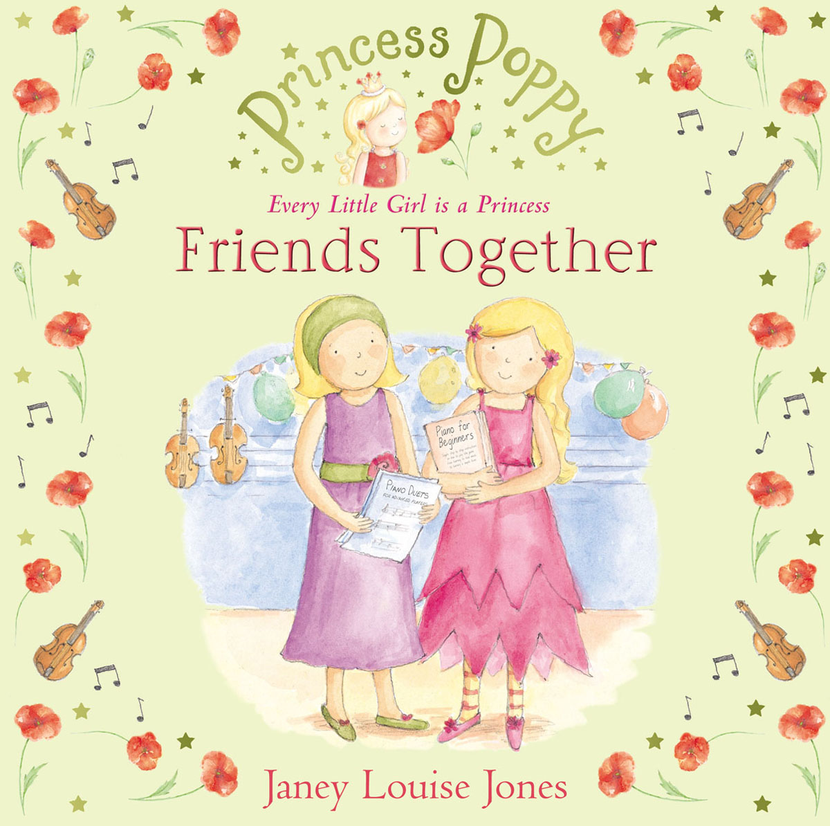 Princess Poppy: Friends Together princess poppy ballet shoes
