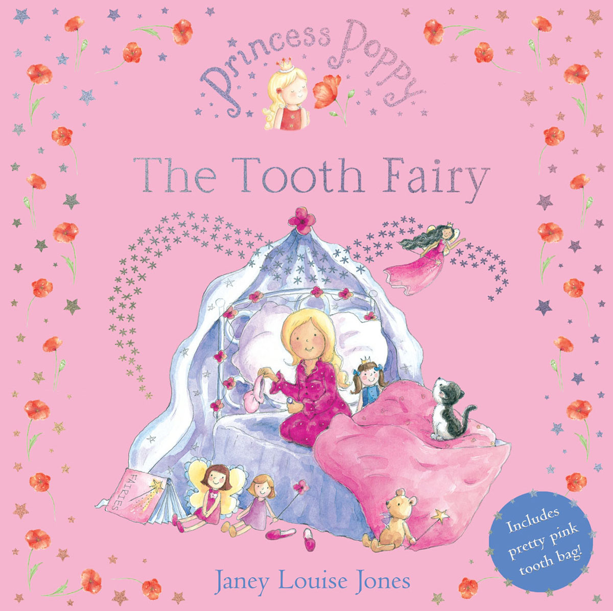 Princess Poppy: The Tooth Fairy princess poppy ballet shoes
