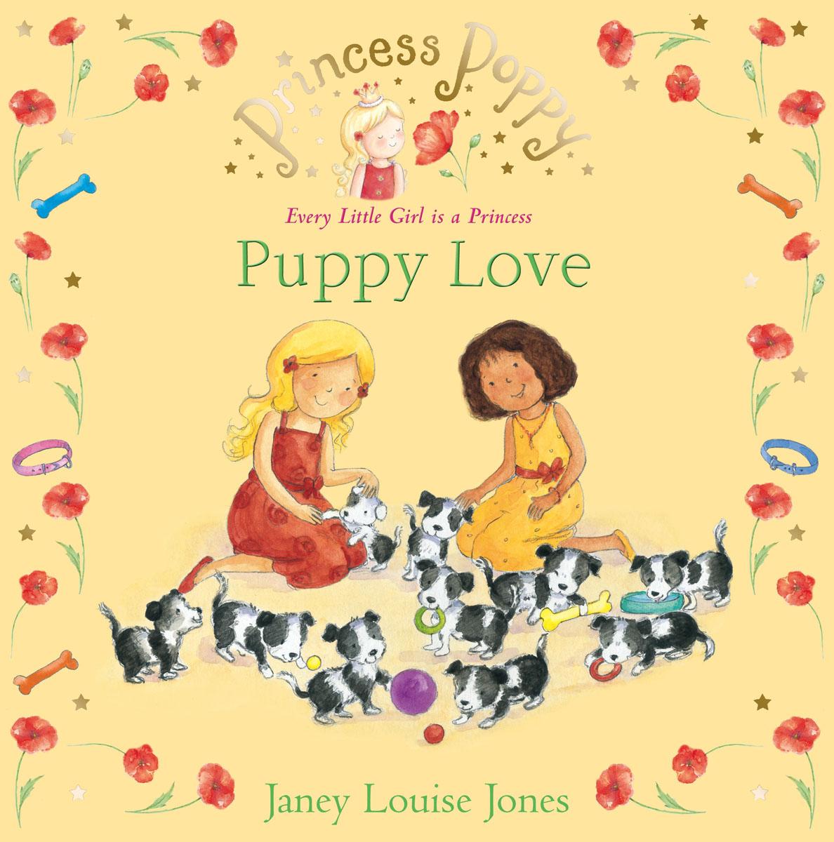 Princess Poppy: Puppy Love princess poppy ballet shoes