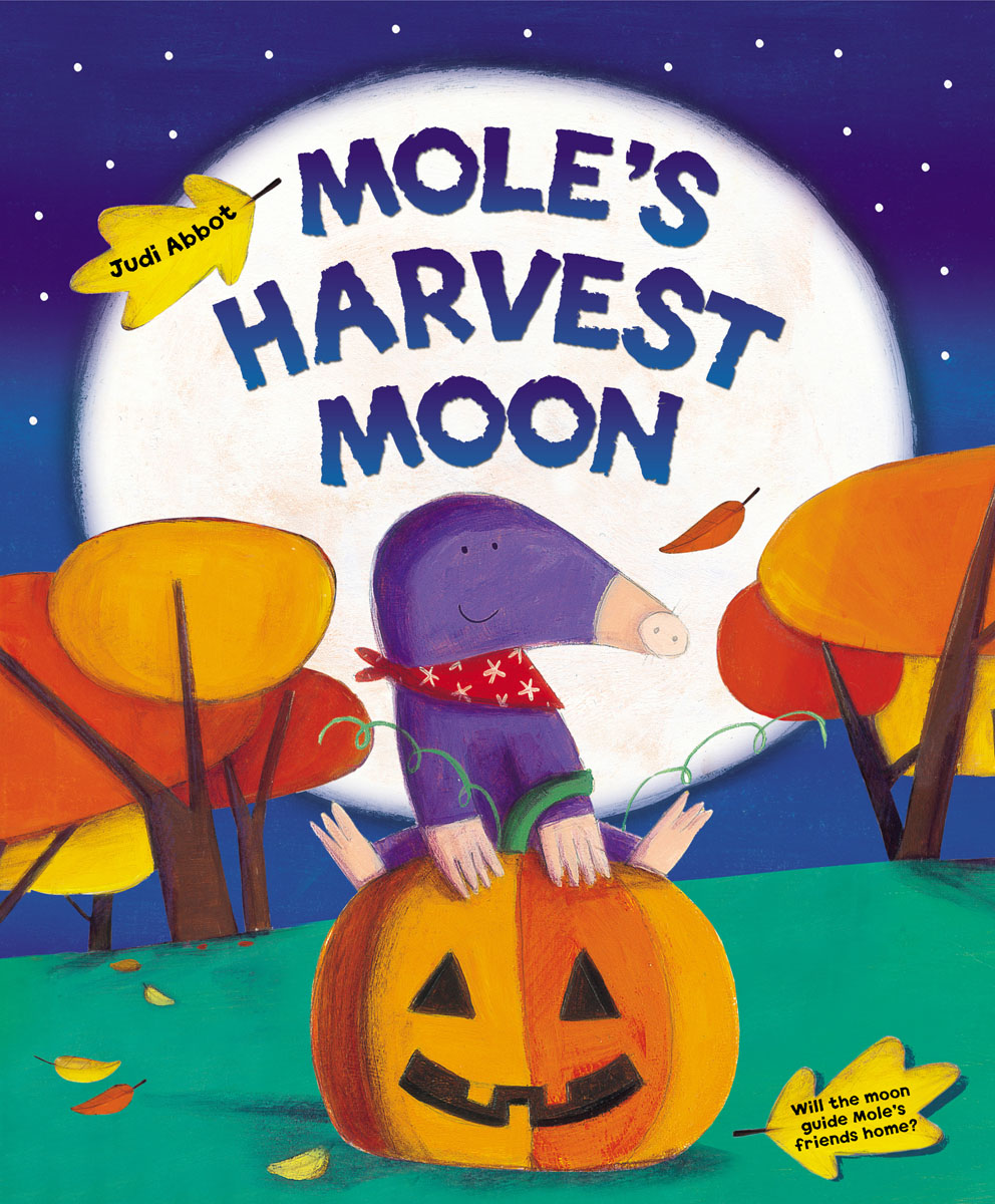 Mole's Harvest Moon darkness and light