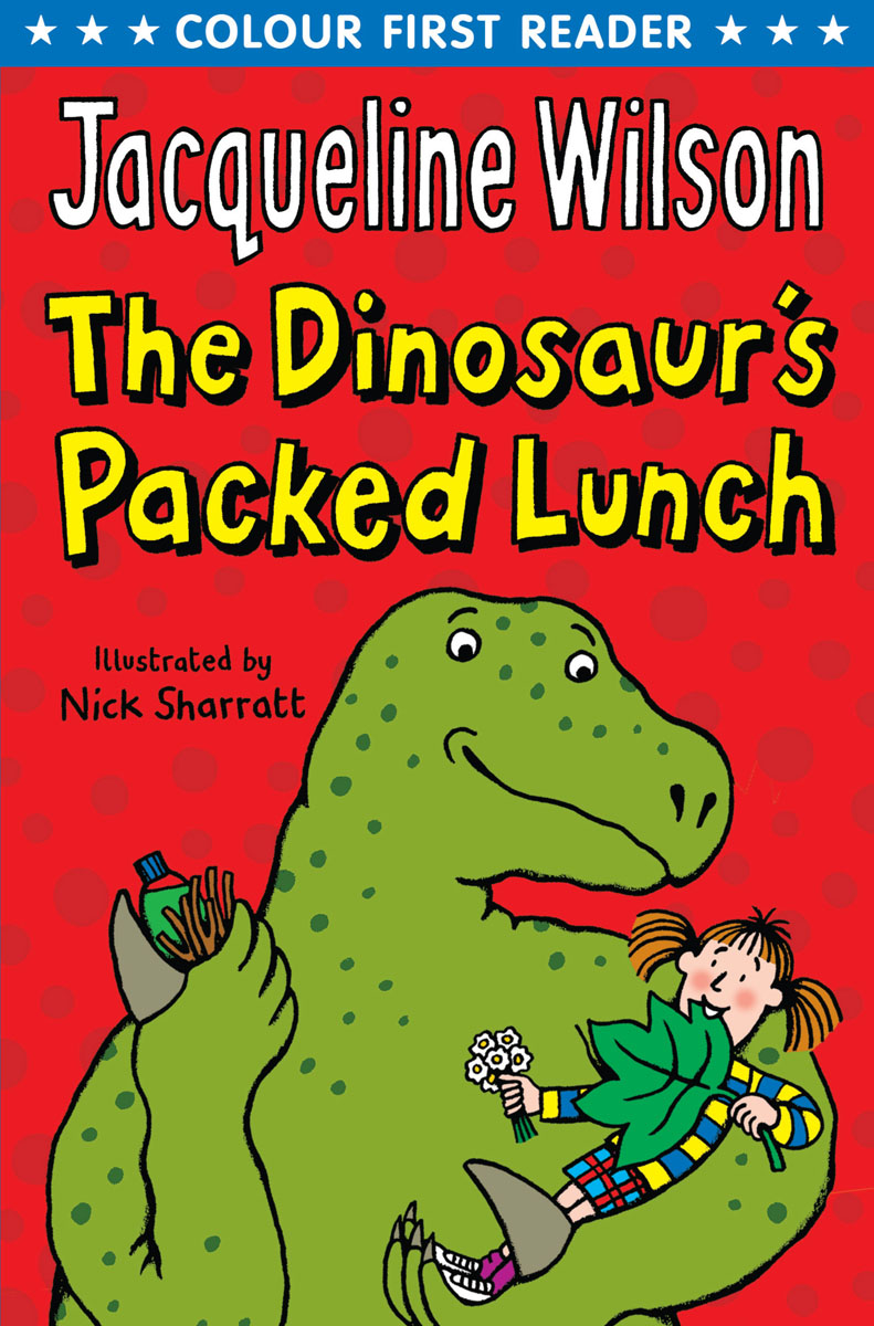 The Dinosaur's Packed Lunch lunch box