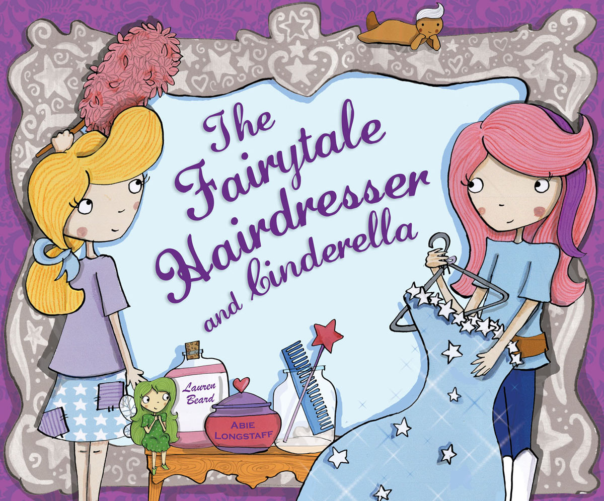 The Fairytale Hairdresser and Cinderella 20 ways to draw a dress and 44 other fabulous fashions and accessories a sketchbook for artists designers and doodlers