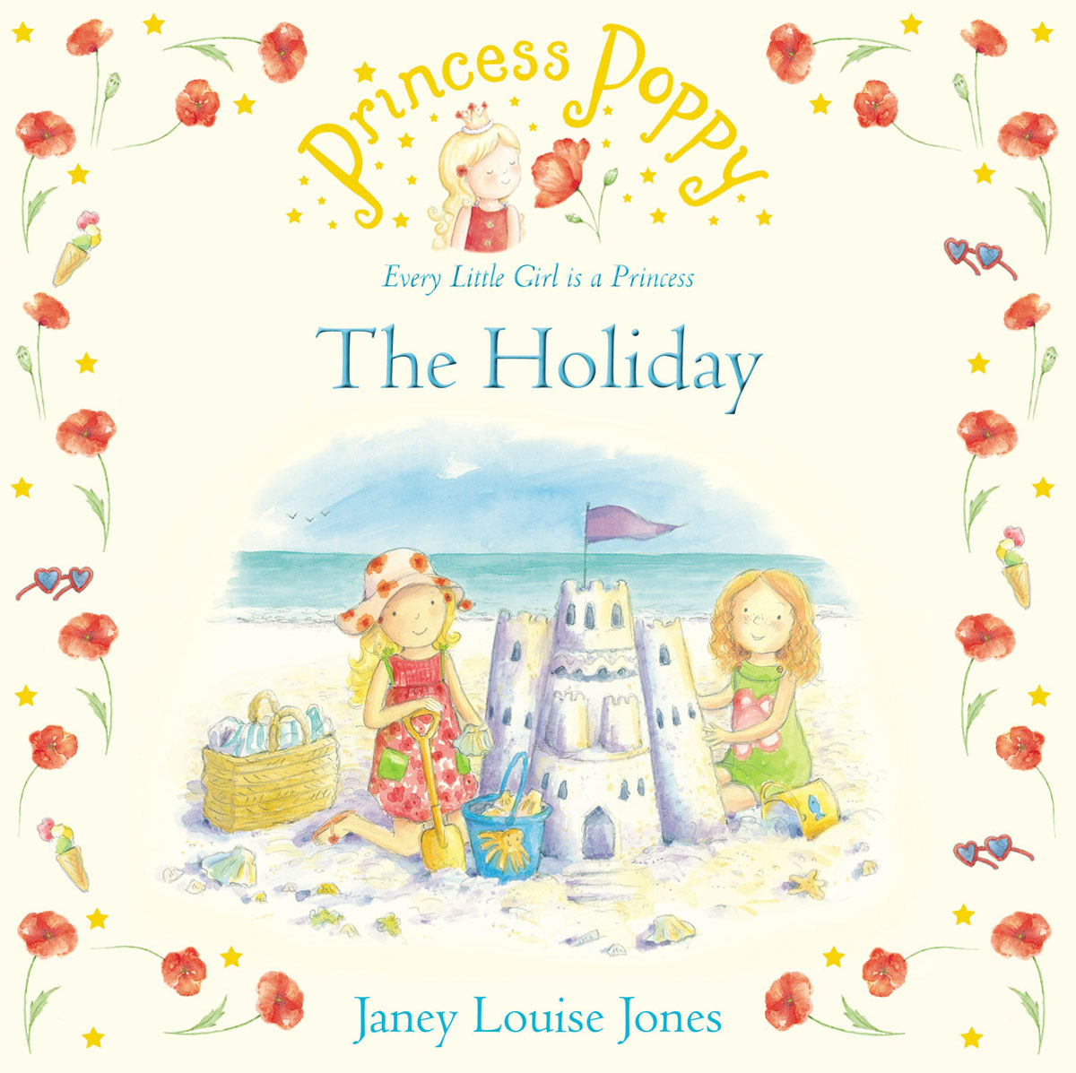 Princess Poppy: The Holiday princess poppy ballet shoes
