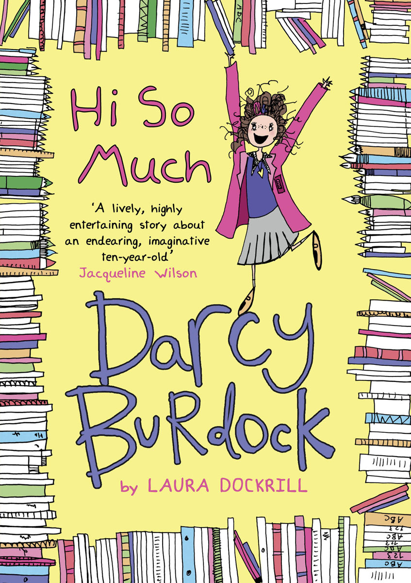 Darcy Burdock: Hi So Much. potter a me and mr darcy
