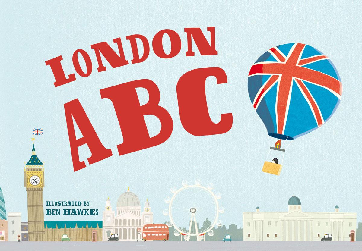 London ABC 50 things to spot in london набор из 52 карточек