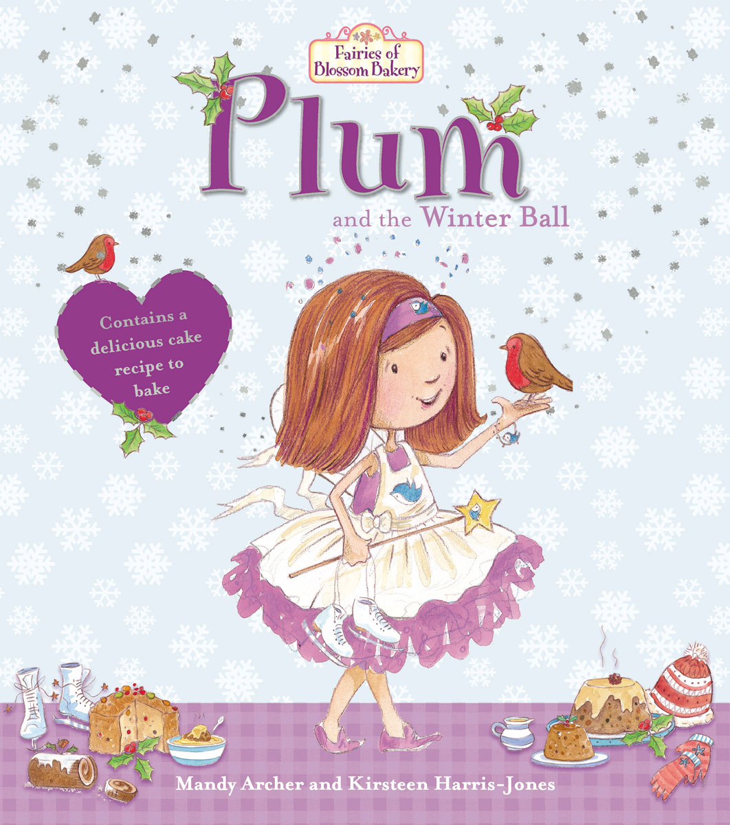 Fairies of Blossom Bakery: Plum and the Winter Ball cicely mary barker flower fairies of the winter
